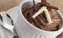 Recipe: Sweet Avocado Chocolate Mousse