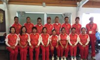 Asia Pacific Medal Hopes Live On