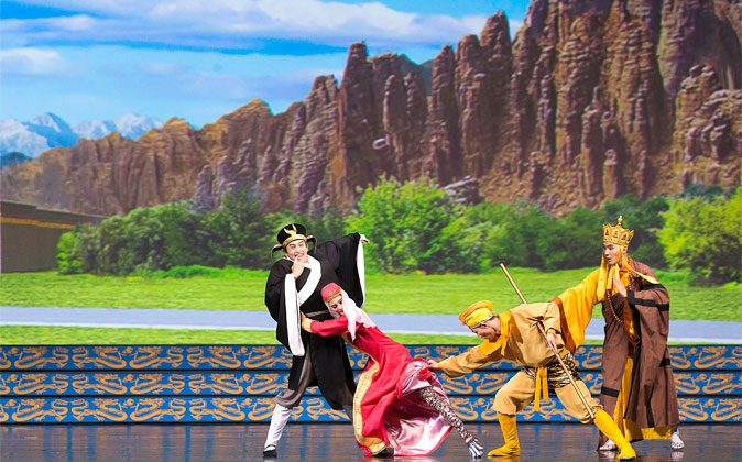 Shen Yun Brings Ancient Tales of 'Journey to the West' to Life
