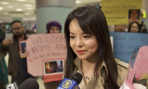 Miss World Canada, Anastasia Lin, Returns Home to Hero's Welcome