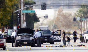 Attackers in California Shooting Had Thousands of Bullets