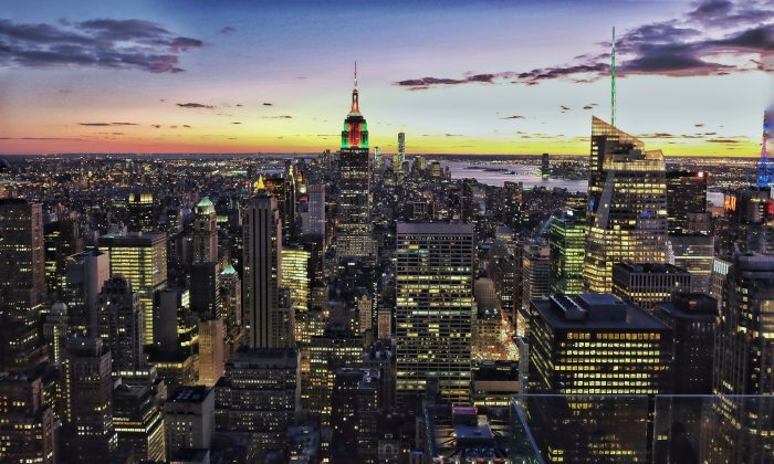 The skyline of New York City. (Joshua Jackson/Unsplash.com/Public Domain)