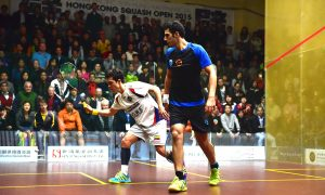 Hong Kong Squash Open 2015, Quarter Finals
