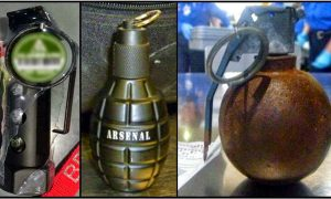Someone Brought in a Grenade to Washington DC Police Station