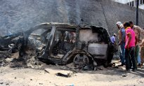 ISIS-Claimed Bombing Kills Yemeni Governor, 6 Guards in Aden
