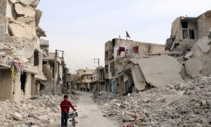UN Makes $7 Billion Humanitarian Appeal for Syrian Crisis