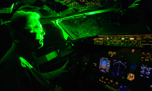 Airbus Designs Solution to Combat Airplane Laser Attacks