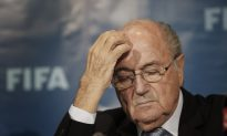 Sepp Blatter at Risk Again From FIFA Kickbacks Scandal