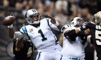Newton, Panthers the Class of NFL