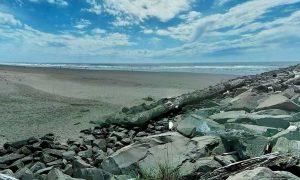 Coast Guard Responding to Fuel Spill from Sunken Fishing Boat on Washington & Oregon Coast