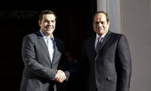 Greece Woos Egyptian Leader After Huge Gas Discovery