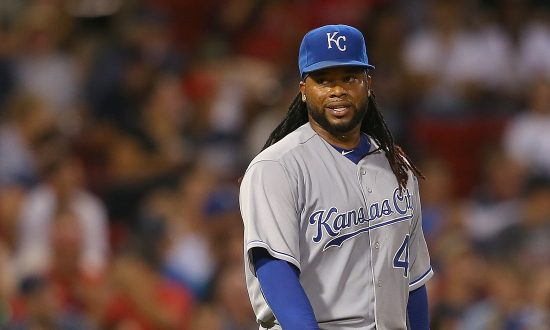Who's Left to Sign Cueto?