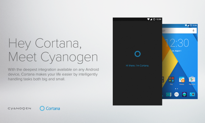 Microsoft is launching the Cortana digital assistant for iOS and Android. (Microsoft website)