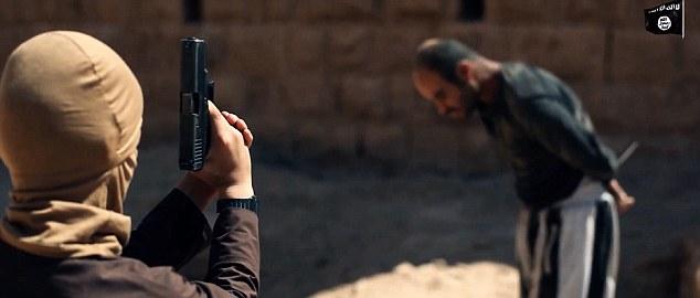 ISIS video screenshot
