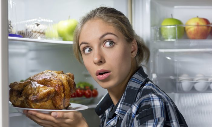 Are you hungry? Or is it something else? (dima_sidelnikov/iStock)