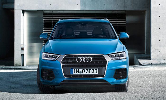 2016 Audi Q3. (Courtesy of Audi)