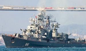 Russia Fires Warning Shot at Turkish Boat in Aegean Sea
