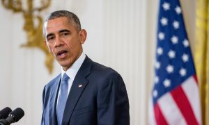 Obama Mocks 'Conspiracy' at Forum on Gun Control