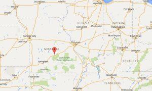 Hunter Finds Explosives in Missouri Forest