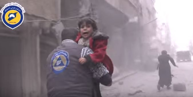 (Syrian Civil Defense/YouTube)