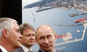 US Must Take on Russia's Oil Stronghold