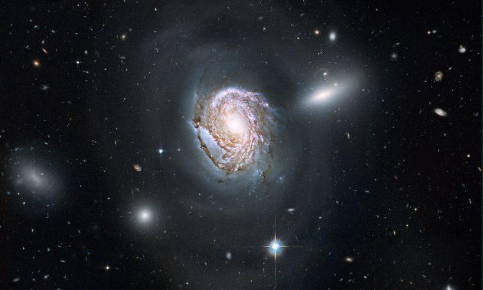 (Hubble Heritage/CC BY-SA 2.0)