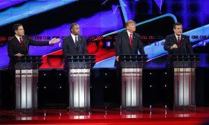 Cruz, Rubio Clash Sharply on National Security, Immigration