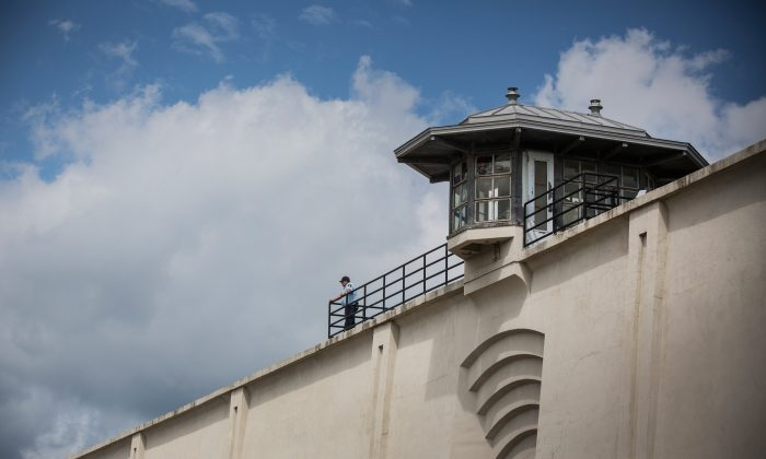 Clinton Correctional Facility is seen on June 18, 2015 in Dannemora, New York. Andrew Burton/Getty Images)