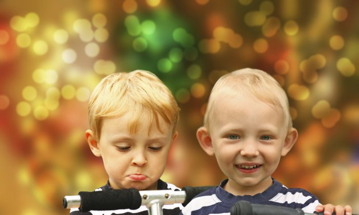 As the holidays approach, well meaning friends and family members may similarly give our children gifts that they just don't like.  (Jaroslav Frank/iStock)