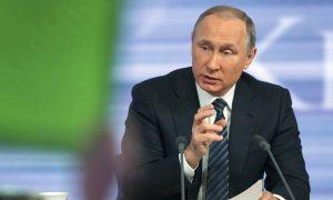 Vladimir Putin Praises Donald Trump, Says He's 'Absolute Leader' in US Presidential Race