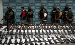 Trump Says He Will Designate Mexican Cartels as Terrorists