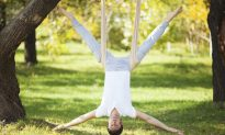 Hang Upside Down for a Happy Spine
