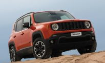 2016 Jeep Renegade: Sassy and Care-Free