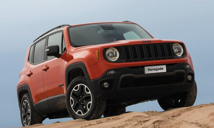 2016 Jeep Renegade. (Courtesy of NetCarShow.com)