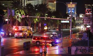 Lakeisha Holloway ID'd as Driver Who Plowed Into Pedestrians in Las Vegas, Killing Jessica Valenzuela