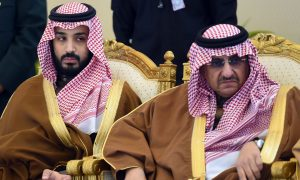 Saudi Arabia's 'Coalition' Is a Brazen Challenge to Syria, Iran, and the US