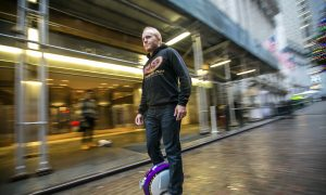 Illegal Hoverboards in New York City Not a Concern for Police