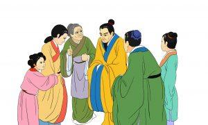 The Spirit of Giving and Charity in Ancient China