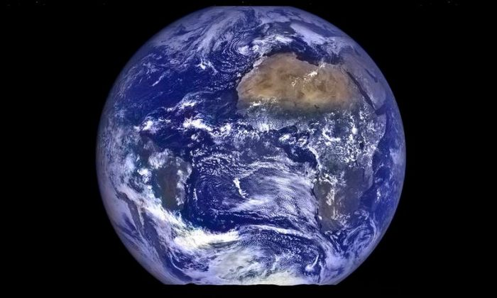 A file photo of Earth (NASA/Goddard/Arizona State University)