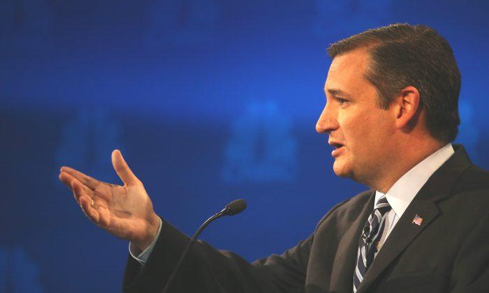 Ted Cruz Welcomes Shen Yun to Texas