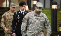 Bowe Bergdahl Arraigned at North Carolina Army Base