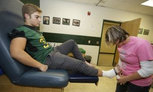 Michigan Schools Try Out Gold Standard of Concussion Tests