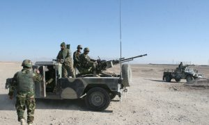 Afghan Troops Rushed to Area Under Taliban Attack