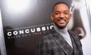 Will Smith Enlightened by Playing 'Concussion' Doctor