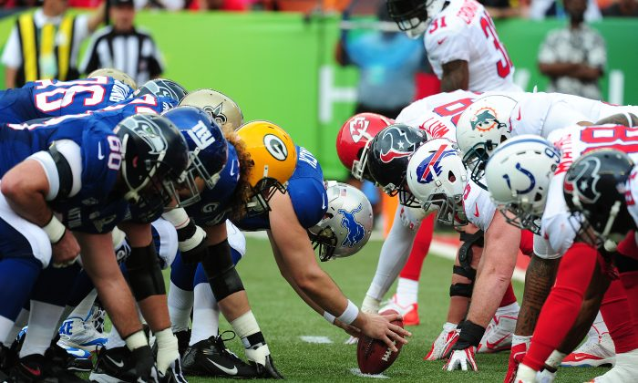 The NFL's All-Star Game—the Pro Bowl—attempts to honor the best players in the league, although they don't always get the voting right. (Scott Cunningham/Getty Images)