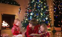 What Stories Should You Be Telling Kids This Holiday Season?