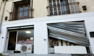 Muslim Prayer Hall in France Damaged as Violence Continues