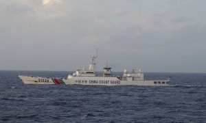 Japan Says Armed Chinese Ship Entered East China Sea Territory