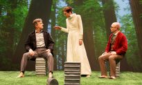 Theater Review: 'These Paper Bullets!'