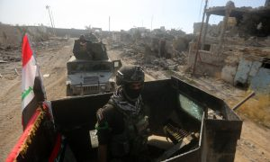 Gains in Iraqi City Vindicate US-Led Strategy, at High Cost
